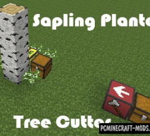 Little Helpers - New Blocks Mod For Minecraft 1.7.10