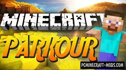 Parkour-athon Map For Minecraft