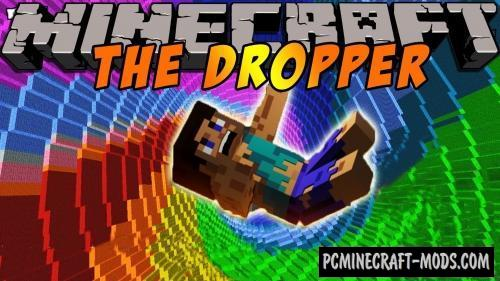 The Drop Map For Minecraft