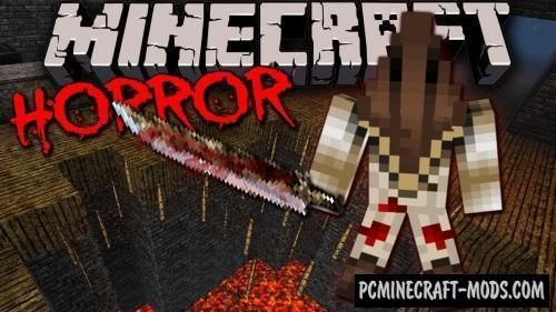late minecraft horror map