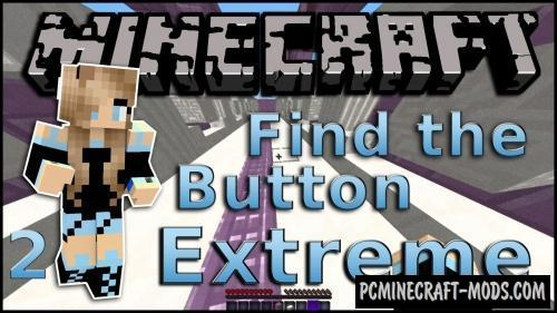 Find the Button Extreme 3 Map For Minecraft