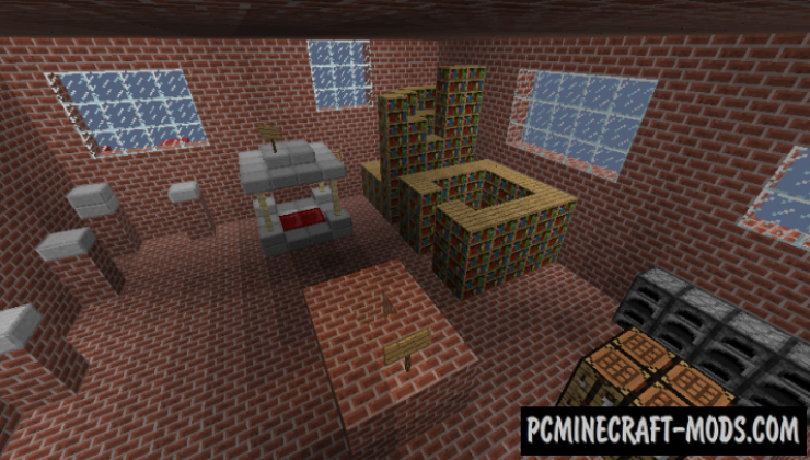 Alpha Tower Parkour Map For Minecraft