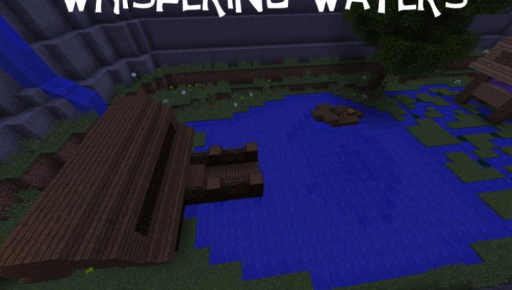 Warthford - Adventure Map For Minecraft