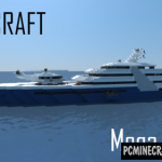 Megayacht Ventus Map For Minecraft