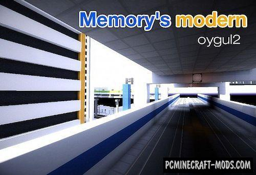 Memory's Modern Resource Pack For Minecraft 1.8.9, 1.8, 1.7.10