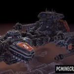 Plan B Heavy Rocket Cruiser Map For Minecraft