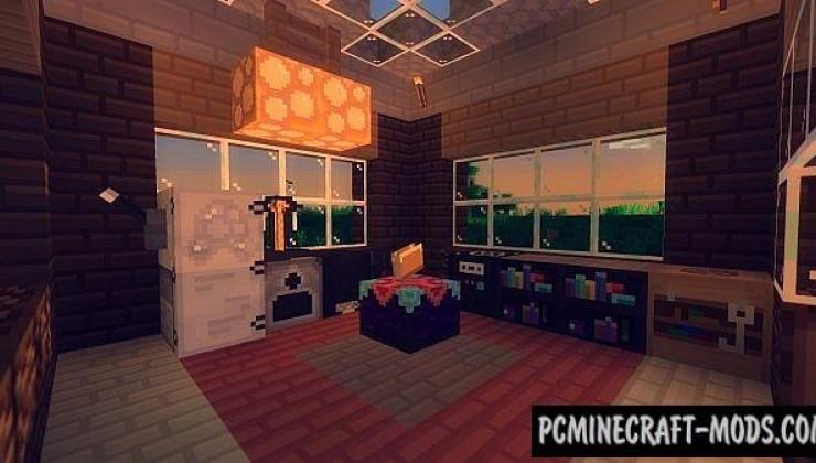 Modern Minimalist 32x Resource Pack For Minecraft 1.7.10