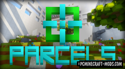 Parcels Map For Minecraft