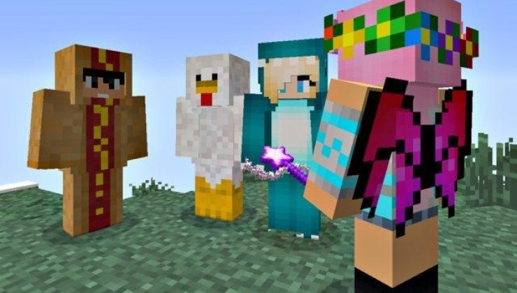 Juju's ClothingCraft Mod For Minecraft 1.7.10