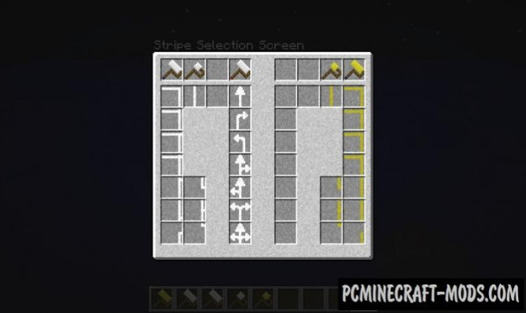 RoadWorks - Decoration Mod For Minecraft 1.7.10