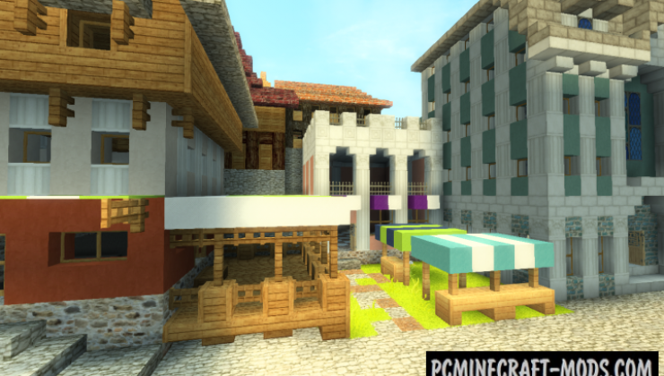 Willpack 32x Resource Pack For Minecraft 1.8.9, 1.7.10