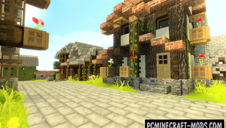Willpack Resource Pack For Minecraft 1.8.9, 1.8, 1.7.10