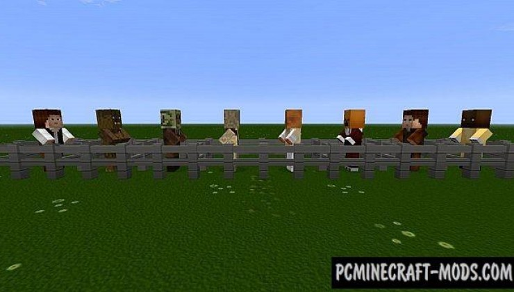 Star Wars Realistic Resource Pack For Minecraft 1.7.10, 1.7.2
