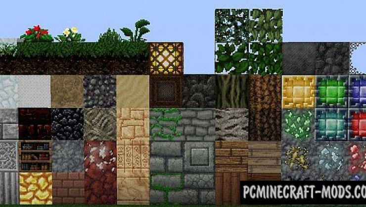 The Arestian's Dawn RPG Resource Pack For Minecraft 1.7.10, 1.7.2, 1.6.4