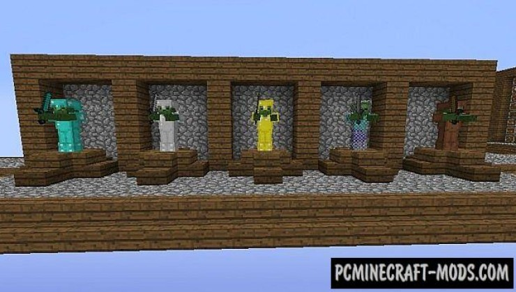 The RC HD 32x Resource Pack For Minecraft 1.7.10
