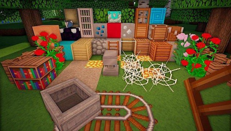 ToNnii's New Realism HD Resource Pack For Minecraft 1.7.10, 1.7.2, 1.6.4
