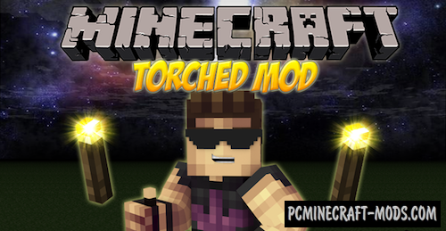 Torched - Guns Mod For Minecraft 1.16.5, 1.12.2, 1.8.9