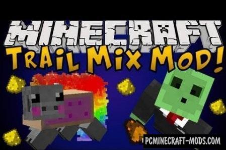 Trail Mix Mod For Minecraft 1.12.2, 1.10.2, 1.8, 1.7.10
