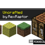 Recipes Plus Mod For Minecraft 1.7.10