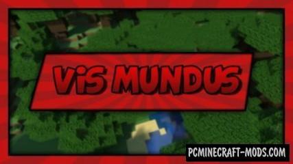 Vis Mundus 32x Resource Pack For Minecraft 1.16, 1.15.2