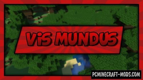 Vis Mundus Resource Pack For Minecraft 1.7.10