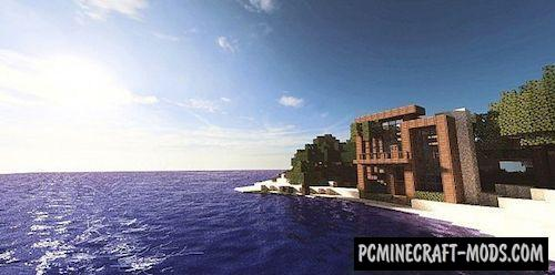 Equanimity Resource Pack For Minecraft 1.10.2, 1.9.4, 1.8.9, 1.7.10