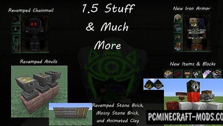 Legend of Zelda Craft 64x HD Texture Pack Minecraft 1.7.10