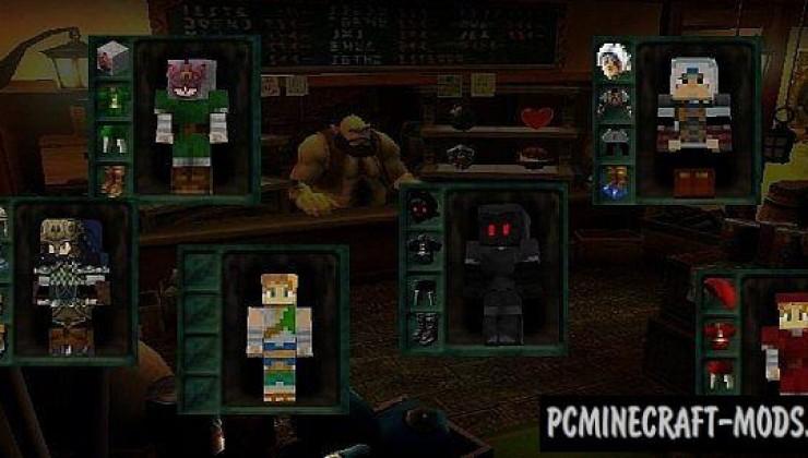 Legend Of Zelda Craft HD Resource Pack For Minecraft - Skins para minecraft pe zelda