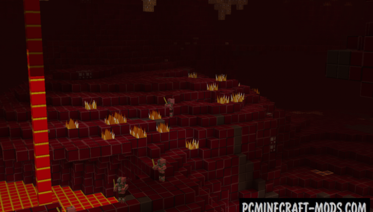 Accent 16x Resource Pack For Minecraft 1.10.2, 1.10