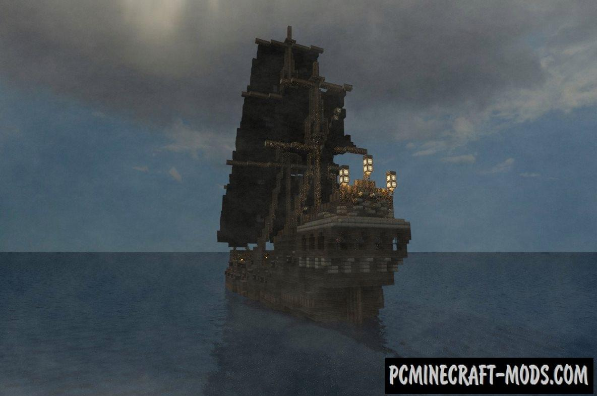 Pirates of the Caribbean Online 128x Texture Pack 1.8.9