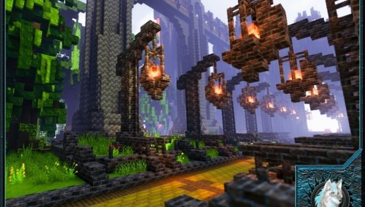 Katariawolf 64x Texture Pack For Minecraft 1.10.2, 1.9.4, 1.8.9