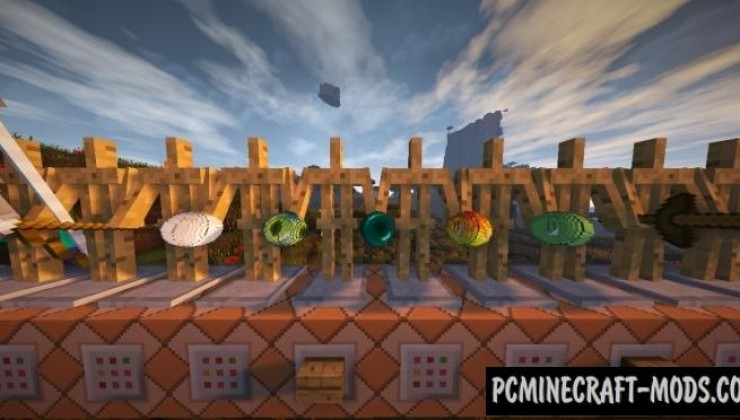 Faithful 3D Items Addon Resource Pack For MC 1.16.5, 1.16.4