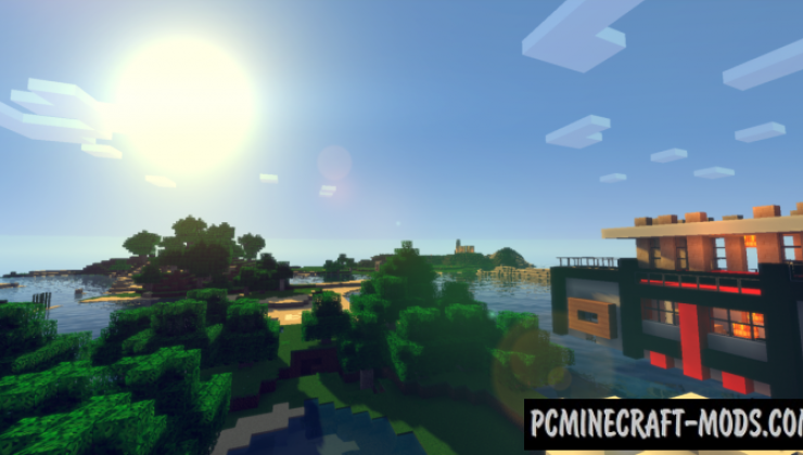 Serene HD 32x Resource Pack For Minecraft 1.10.2