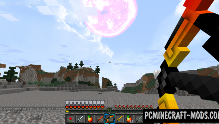 HellFire PvP 32x Resource Pack For Minecraft 1.9.4, 1.8.9