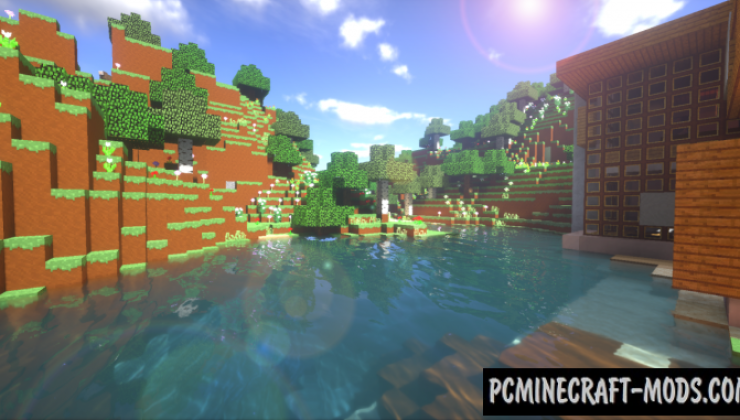 Fusion 32x Resource Pack For Minecraft 1.9.4, 1.9