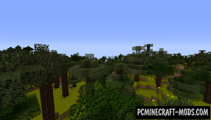Autumn Overlay 16x Resource Pack For Minecraft 1.10.2
