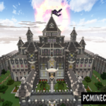 Dublin Castle Map For Minecraft