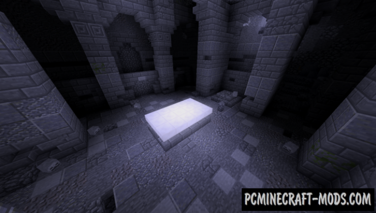 The Mines of Moria - City Map For Minecraft