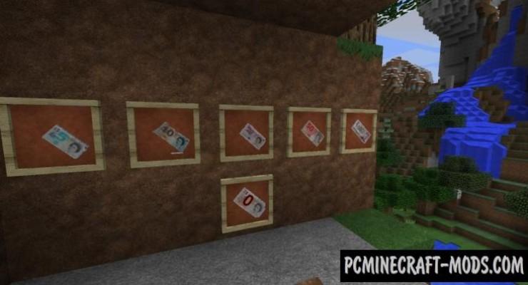 Ninjas Cash Mod For Minecraft 1710 Pc Java Mods Addons