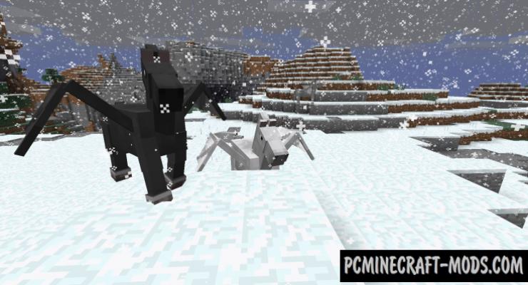Unicorn - Mobs, Armor Mod For Minecraft 1.7.10