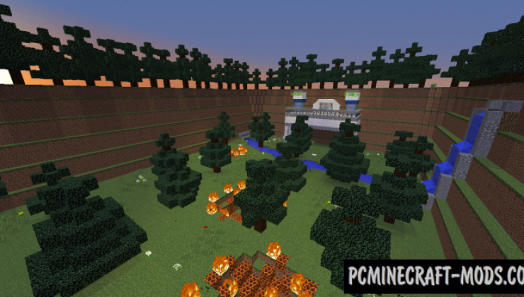 When Pigs Take Over 2 - Adventure Map For MC