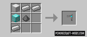 Rapid Guns - Weapons Mod For Minecraft 1.7.10
