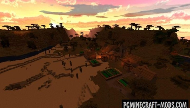 Naturus 32x Resource Pack For Minecraft 1.8.9
