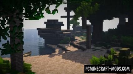Pirates of the Caribbean Online Resource Pack For Minecraft 1.8.9, 1.8