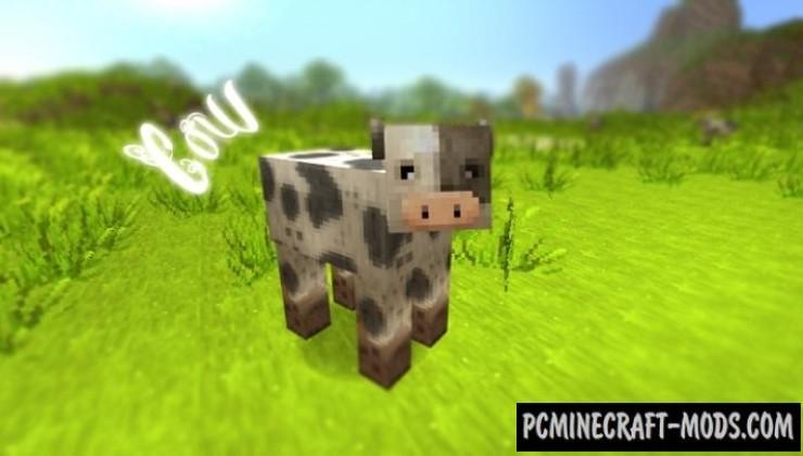 SummerFields 16x Texture Pack - Minecraft 1.10.2, 1.9.4, 1.8.9