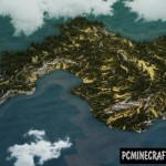 Sanctuary of Santa Luzia Map For Minecraft