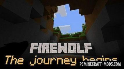 Firewolf HD 128x Resource Pack For Minecraft 1.15, 1.15.1