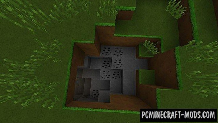 Firewolf HD 128x Resource Pack For Minecraft 1.15.2, 1.15.1
