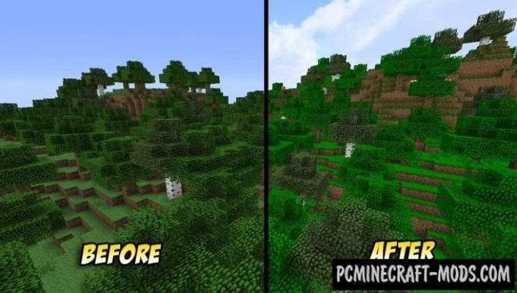 Lively Default Resource Pack For Minecraft 1.8.9, 1.8
