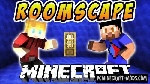Roomscape: Underground - Escape Map For MC